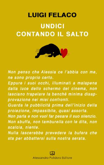 Undici contando il salto di Luigi Felaco